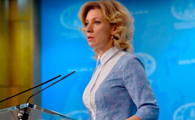 Захарова назвала учения Sea Breeze в Черном море «игрой с огнем»