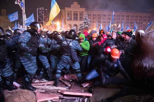Кум Калетника замешан в убийствах Майдана