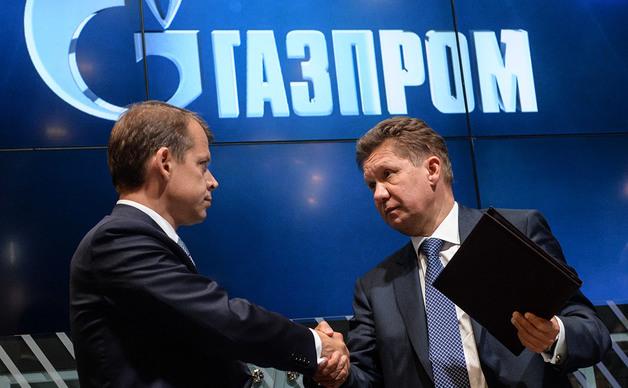 """Менеджер братьев Ротенберг Артем Оболенский получил долю в двух крупных месторождениях """"Газпрома"""""""