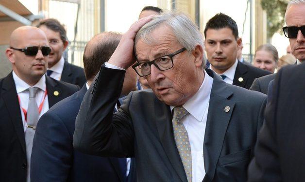 Юнкер опять напился на саммите НАТО