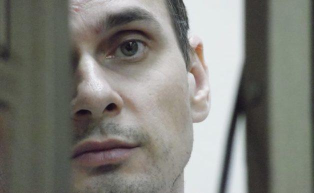 Уникальные кадры: появилось первое за два года видео Сенцова в колонии