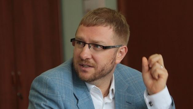 Александр Малькевич в роли Евгения Пригожина