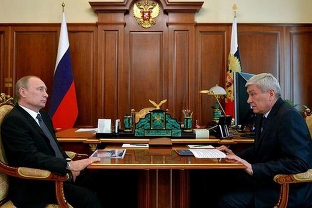 Путину доложили о предотвращении вывода из России 50 млрд рублей