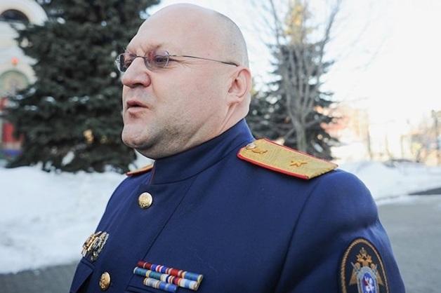 Руководитель московского управления СКР Александр Дрыманов уйдет в отставку после отпуска