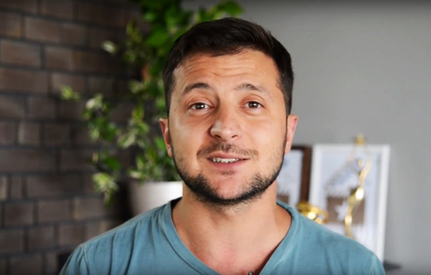 «Все об этом говорят!» Зеленский рассказал о своем «походе» на выборы