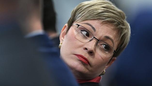Марина Ковтун: ближайший губернатор на вылет