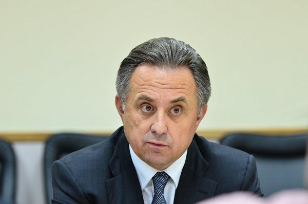 Мутко запретили появляться рядом с чиновниками ФИФА