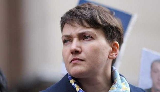 Савченко объявила новую голодовку из-за решения суда