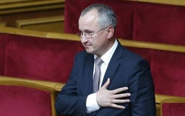 Председатель СБУ получил 65 000 гривен зарплаты в июне