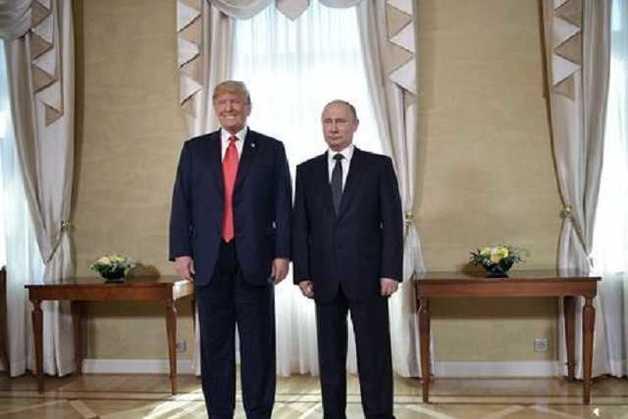 В Хельсинки завершилась встреча Трампа с Путиным