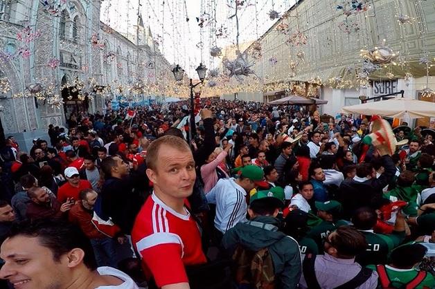 Болельщики потратили в Москве почти 100 миллиардов рублей во время чемпионата мира по футболу