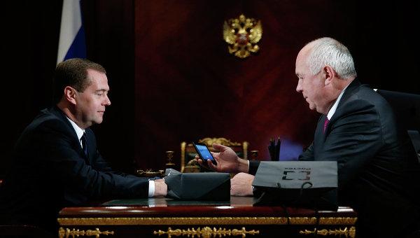 Воля «Ростеха» — закон для Медведева