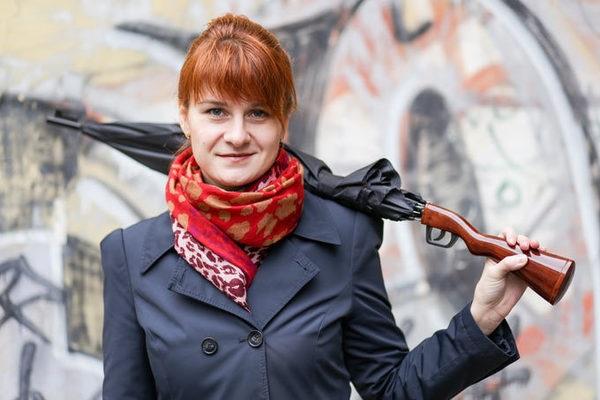 «Ненасытная». Задержанная в США агент ФСБ решала вопросы через секс