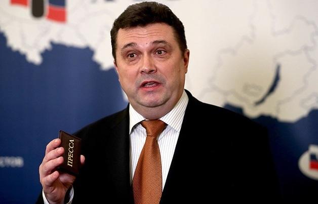 Главному пропагандисту Кремля запретили въезд в Украину