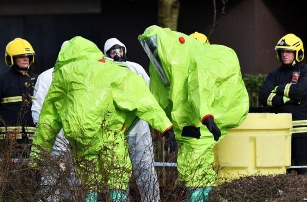 Отравление Скрипалей: в Британии установили личности подозреваемых