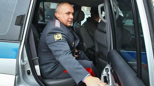 Экс-глава МУРа Виктор Трутнев и его подельники получили условные сроки за вымогательство