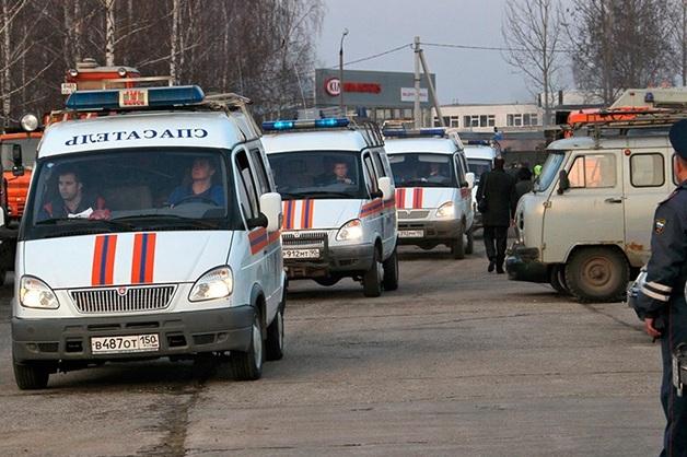 МЧС перепроверит спасателей других служб после ДТП с машинами с мигалкой