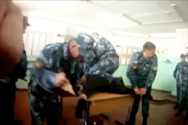 ФСИН направила спецкомиссию в ярославскую колонию после видео с пытками
