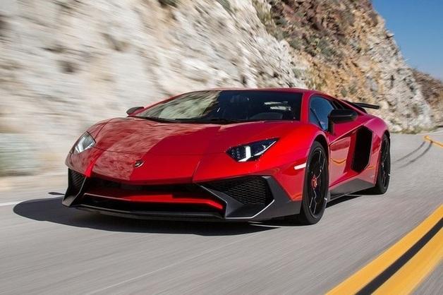 Российская таможня вернула жителю Германии угнанный Lamborghini