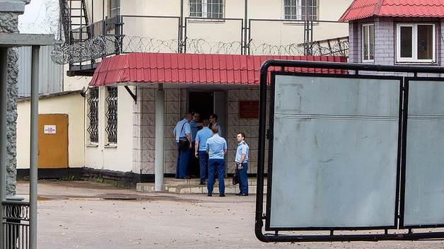 УФСИН вычислило участников избиения заключенного