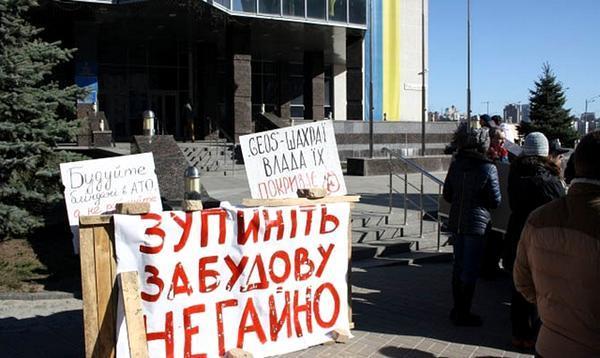 Как работает строительная мафия Киева: «схемы», «таксы» и «откаты»