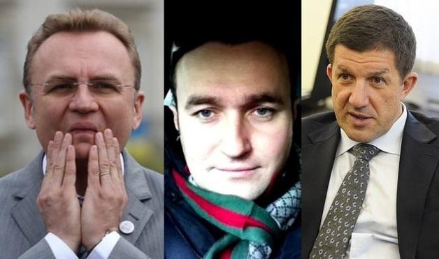 «Самопомощь» продолжает брать деньги у российских олигархов