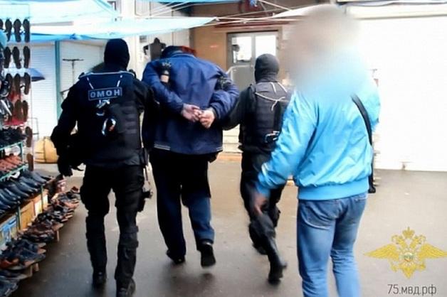 В Забайкалье задержаны 8 участников ОПГ «Ключевские»