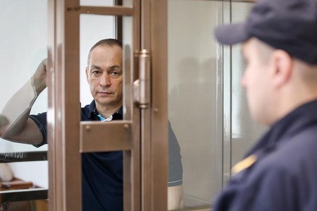 Суд арестовал имущество и счета Шестуна