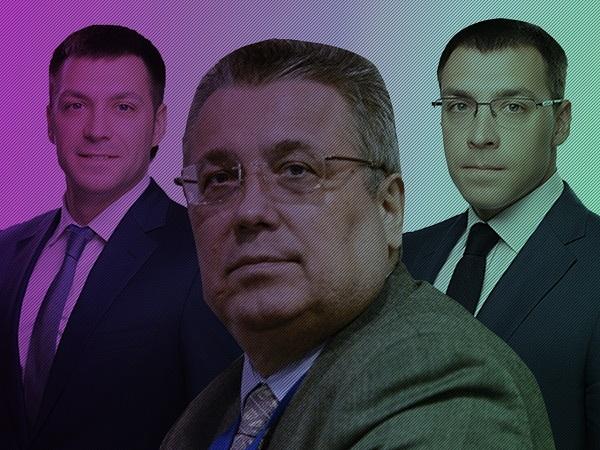 Брат за брата: «папеньких сынков» Черевко из «Газпромнефти» покрывает Александр Дюков