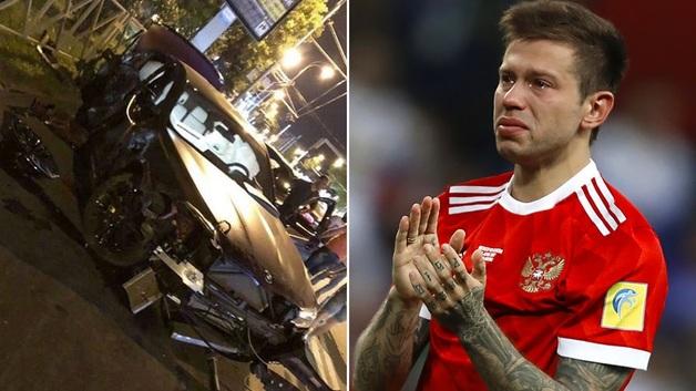 Федора Смолова лишили водительских прав