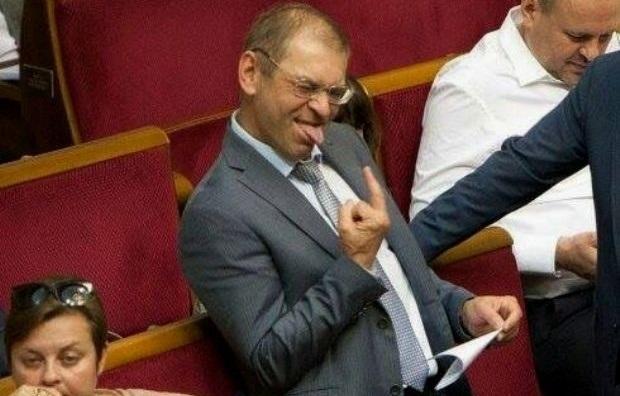 Пашинский – единственный в Украине, избежавший наказания за применение оружия