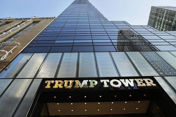 В Trump Tower нашли труп