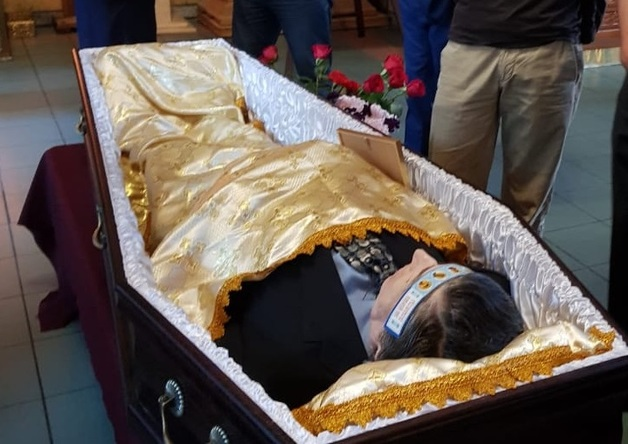 Тризна Тараса: Тариел Качарава похоронен рядом с братом Котом