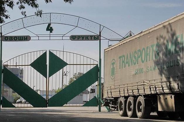 Приставы закрыли часть овощебазы в Екатеринбурге, связанной с ОПС «Уралмаш»