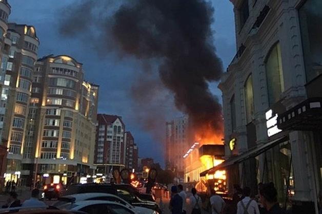 «Везде была кровь»: стрельбу в ресторане Екатеринбурга мог устроить племянник главы Ингушетии