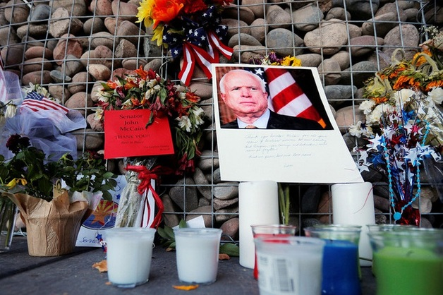 Кара-Мурза-младший понесет гроб Маккейна