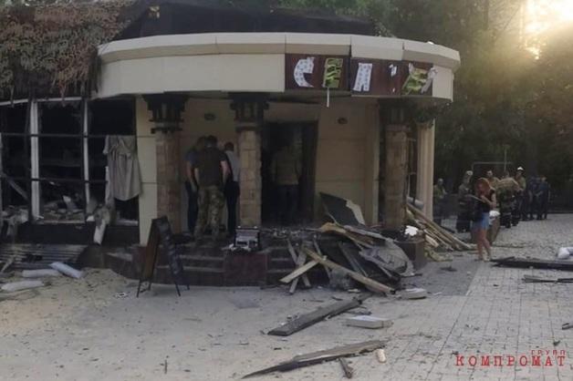 «Коммерсантъ» сообщил о заложенной в лампу бомбе при убийстве Захарченко