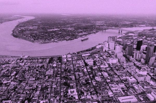 Ниже уровня моря. Как люди «утопили» Новый Орлеан