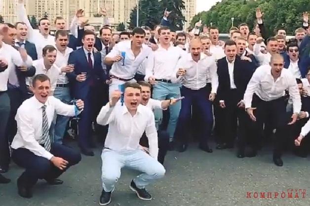 Что стало с выпускниками академии ФСБ после пробега на Gelandewagen