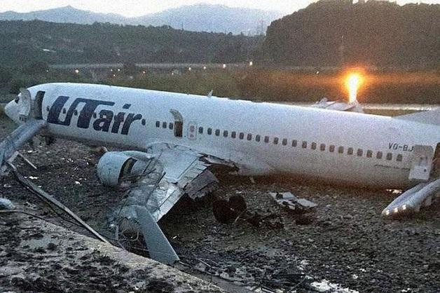 Первым прибывший на место аварийной посадки Boeing в Сочи сотрудник аэропорта умер от сердечного приступа