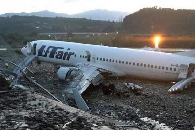 «Мы родились в рубашке»: пассажир рассказал, почему лайнер в Сочи не взорвался