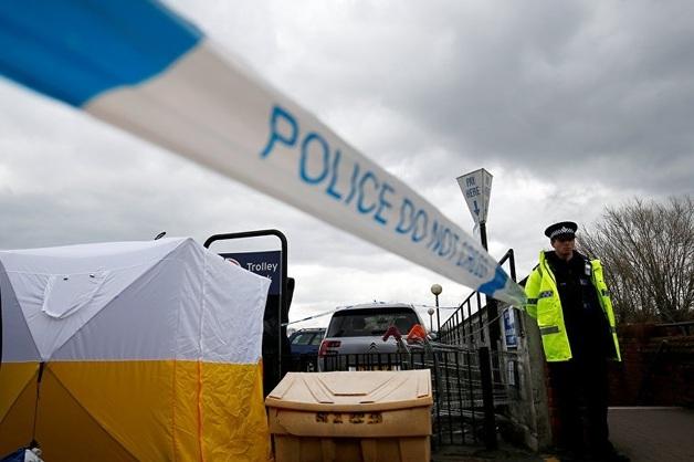 Использованные в расследовании отравления в Солсбери автомобили уничтожат