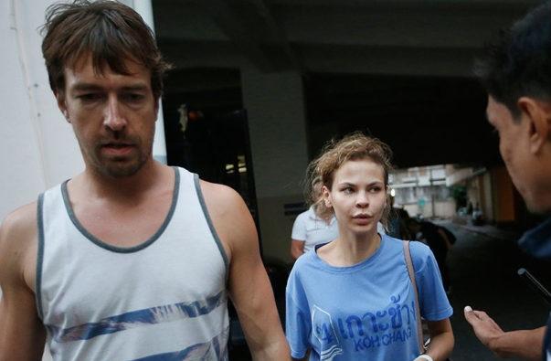 Секс-тренеру Алексу Лесли грозит отрыв тромба в тайской тюрьме