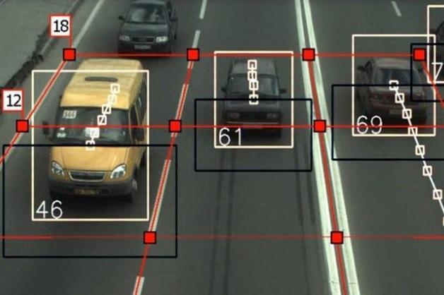 Водитель нашел способ обмануть систему видеофиксации