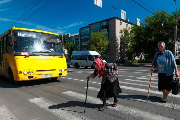 Более половины россиян заявили о готовности протестовать из-за пенсий