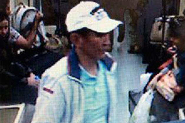 СКР опубликовал видео с подозреваемым в убийстве полицейского в метро