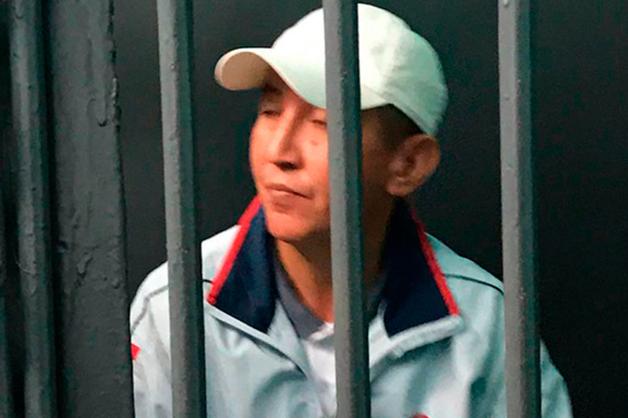 Задержанный за убийство полицейского на «Курской»: «Слышал выстрелы, но стоял снаружи»