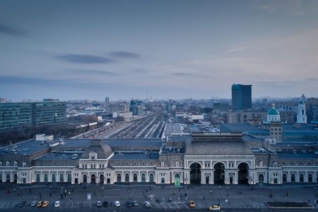 РЖД предложила создать в Москве Южный вокзал. На это потребуется 100 миллиардов рублей