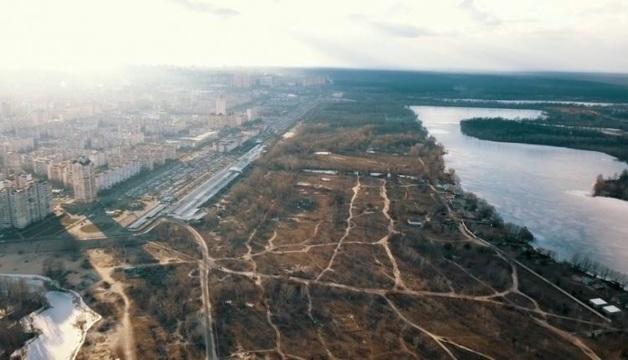 Землю Родовид Банка на Оболони продают за 2,2 млрд