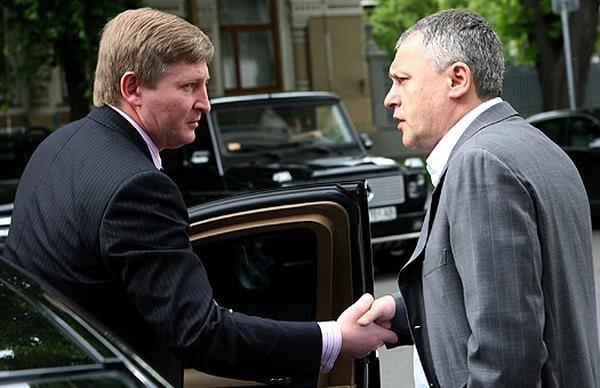 Суркис против Ахметова: новая фаза бандитской войны «за футбол»